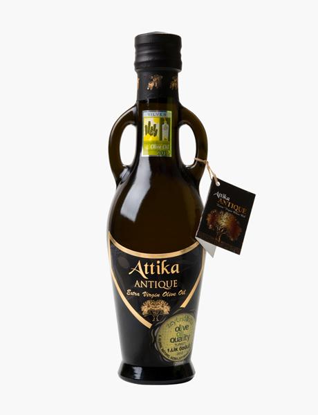 Extra Virgin Olive Oil Anfora 250 ml Bottle resmi